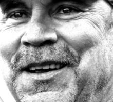 Bruce Bochy and the San Francisco Giants Sticker