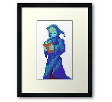 I am a Summoner Framed Print