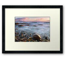 Covesea Colours Framed Print