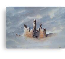 Dunstanburgh Castle, Northumberland, England Canvas Print