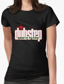 Keep it FILTHY! Womens Fitted T-Shirt