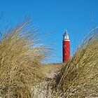 Lighthouse Texel, the Netherlands by Kaleidoking