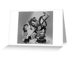 OZ ENSEMBLE Greeting Card