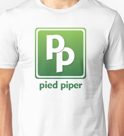 Pied Piper (Version 3) Unisex T-Shirt