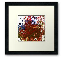 ( ALIG  1 )  ERIC  WHITEMAN ART Framed Print