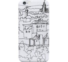 OLD TOWN(C2007) iPhone Case/Skin