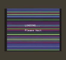 Loading, please wait by TeeArt