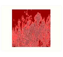 ( A`LAA  )  ERIC WHITEMAN ART   Art Print