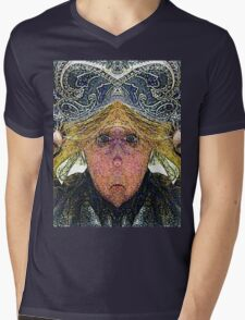 Mirabella H. Lugubrious (Art & Poetry) Mens V-Neck T-Shirt