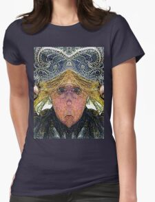 Mirabella H. Lugubrious (Art & Poetry) Womens Fitted T-Shirt