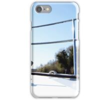 Boat Bow - Upper Lough Erne iPhone Case/Skin