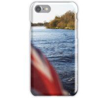 Upper Lough Erne Swan iPhone Case/Skin