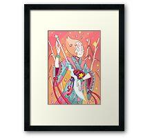 Steven Universe - Pearl-sensei Framed Print