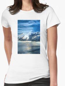In Heaven's Light - Beach Ocean Art by Sharon Cummings T-Shirt