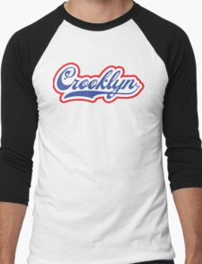 Crooklyn Men's Baseball ¾ T-Shirt