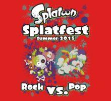 Splatfest UK 2015 Kids Clothes