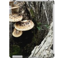 To Live In A Terrarium  iPad Case/Skin