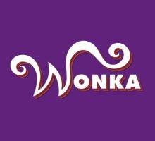 Wonka Logo by hithereimryan