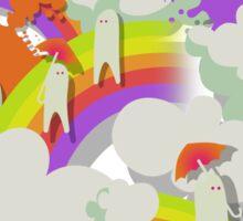 Splatfest Team Pop v.2 Sticker