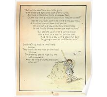 The Glad Year Round for Boys and Girls by Almira George Plympton and Kate Greenaway 1882 0043 Little Girls Sweet Poster