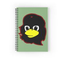 Linux tux Penguin Che guevara guerilla Spiral Notebook