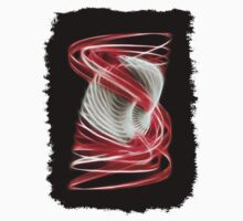 Twisted 1 Red T-Shirt