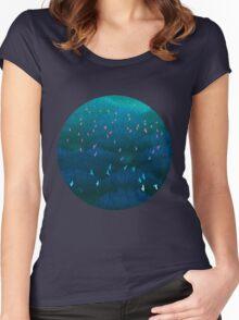 Amazonian Flight Women's Fitted Scoop T-Shirt