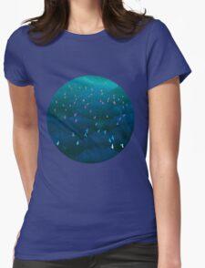 Amazonian Flight Womens Fitted T-Shirt