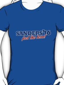 Bernie Sanders 2016 feel the bern T-Shirt