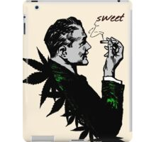 Politics and Weed - Sweet - Politician Smoking Weed Pot Marijuana Hemp T Shirts Stickers and Art iPad Case/Skin