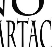 Coward (Black Text) Sticker