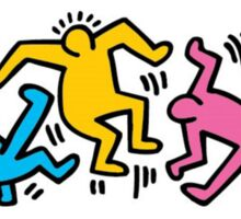 Keith Haring -People- Sticker