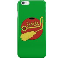 Samba Very Old  iPhone Case/Skin