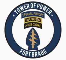 Special Forces Tower of Power by jcmeyer