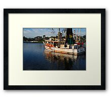 Sarah Jane Framed Print