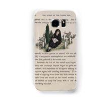 The Queen of Pirate Isle Bret Harte, Edmund Evans, Kate Greenaway 1886 0046 Graveyard Samsung Galaxy Case/Skin