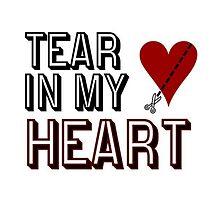 Twenty One Pilots - Tear in My Heart by sivansshop