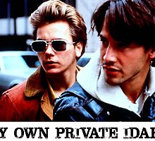 My Own Private Idaho by jonzes