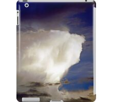 ©HCS Cumulus Incus September IA. iPad Case/Skin