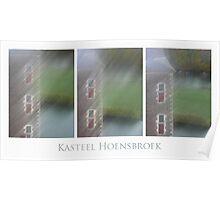 Kasteel Hoensbroek (triptych) Poster