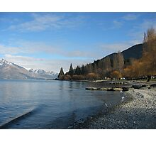 Magical Queenstown Photographic Print