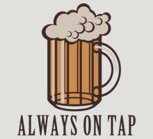 Draft Beer: Always on Tap by Bukowsky