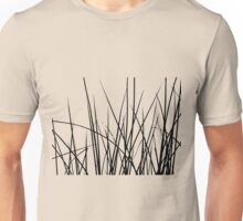 Water grass (black) (T-Shirt) T-Shirt