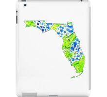 Preppy Gator Florida iPad Case/Skin