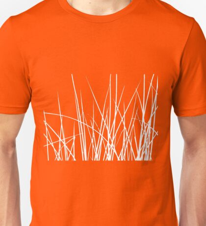 Water grass (white) (T-Shirt) Unisex T-Shirt