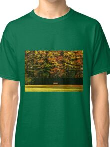 how the leaves fall Classic T-Shirt