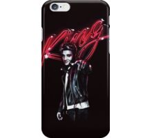 KING of Trouble iPhone Case/Skin