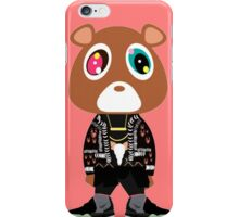 #YezzasBear iPhone Case/Skin