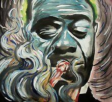 Louis Armsterong by johnnysandler