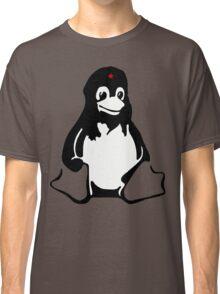 Linux tux Penguin Che  Classic T-Shirt